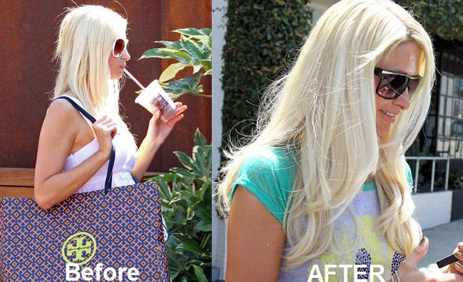 Paris hilton gets new extensions looks on heg celebrity hair paris hilton gets new extensions pmusecretfo Gallery