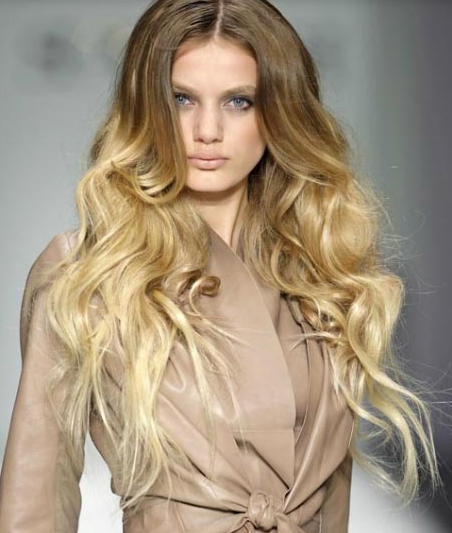 15 Inspirations Of Long Blonde Hair Colors: Ombre Hair Color Inspiration 2014