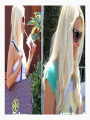 Paris Hilton Gets New Extensions