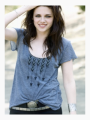 Kristen Stewart Has Hair Extensions. Image 1
