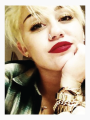 Miley Cyrus Short Cut