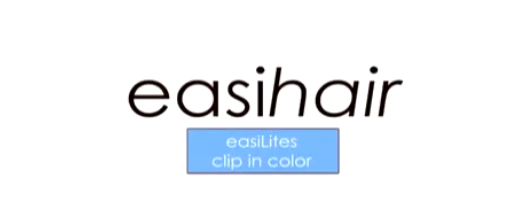 easilites clip-in color by easihair