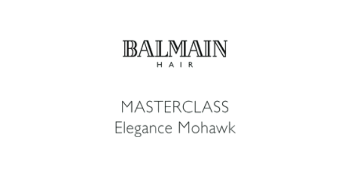 Step-by-Step hair trend video from Balmain Hair Extensi