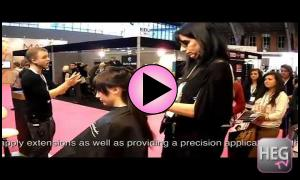 Video: Great Lengths Multisonic Hair Extension Launch