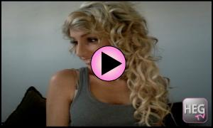 Brittany from Glee Hair Tutorial | Extension Styles