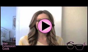 Gorgeous Hair Extensions | Kim Kardashian Tutorial