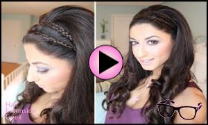 Greek Goddess Hair for Spring