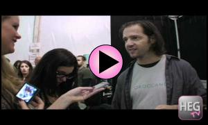 Behind the Scenes NYFW Badgley Mischka | easihair