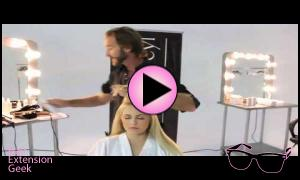 Sofia Vergara 2012 Emmys | How to Hair Tutorial
