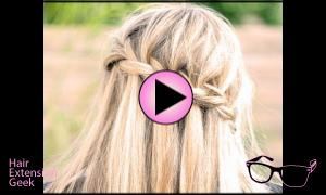 Chasing Waterfallas | Waterfall Braid Tutorial