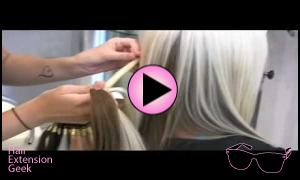 Hair Extension Consultation