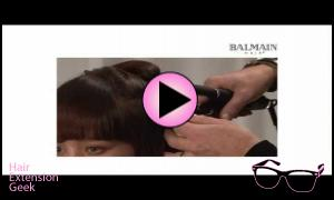 Lasting Volume Service by Balmain Hair Extensions