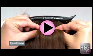 Hairdreams Quikkies | Tape in Hair Extensions