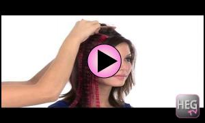 Print Hair Extensions | Put on Pieces
