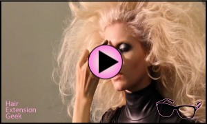 Behind the Easihair Pro Editorial Shoot | The Blonde
